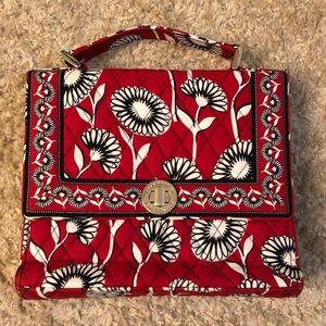 Vera Bradley Red/Black/White purse